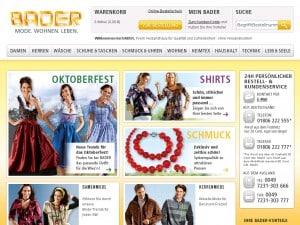 Bader Online Shop