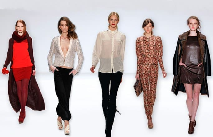 Mode Trends Winter 2015/2016